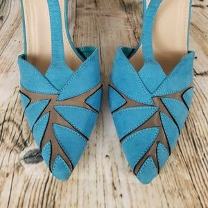 Madison ~ Linette Pumps